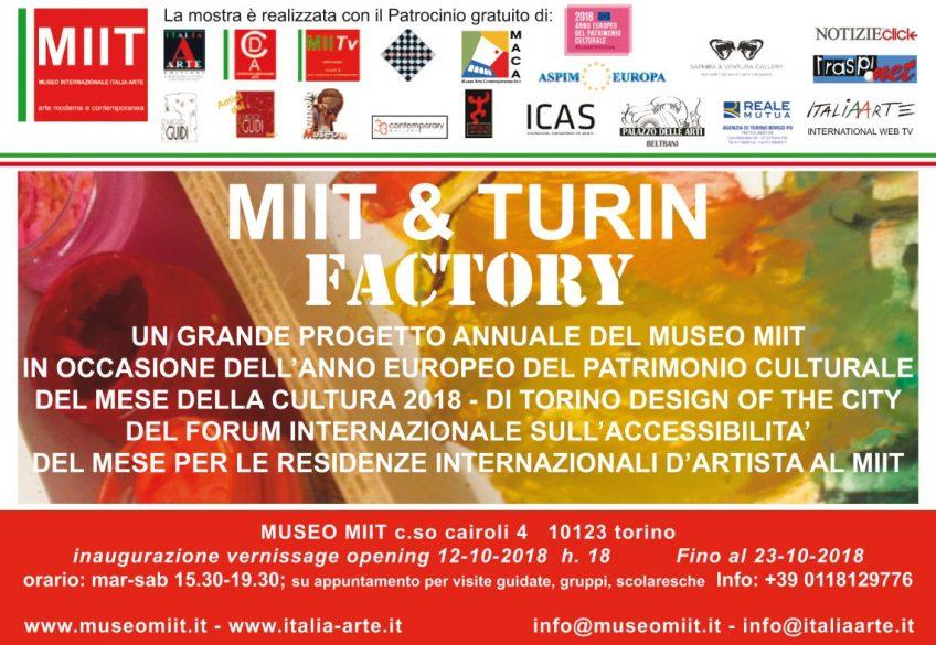 MIIT & TURIN FACTORY
