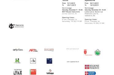 'PREMIO LYNX 2019' . MUSEO MIIT – DAL 9 AL 23 NOVEMBRE 2019