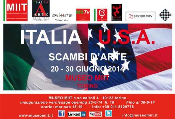 'ITALIA U.S.A. – DAL 20 AL 30 GIUGNO 2014