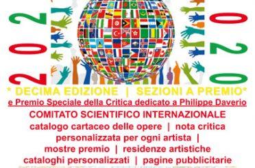 'INTERNAZIONALE ITALIA ARTE / INTERNATIONAL CONTEMPORARY ART – MUSEO MIIT – DAL 23 AL 31 OTTOBRE 2020